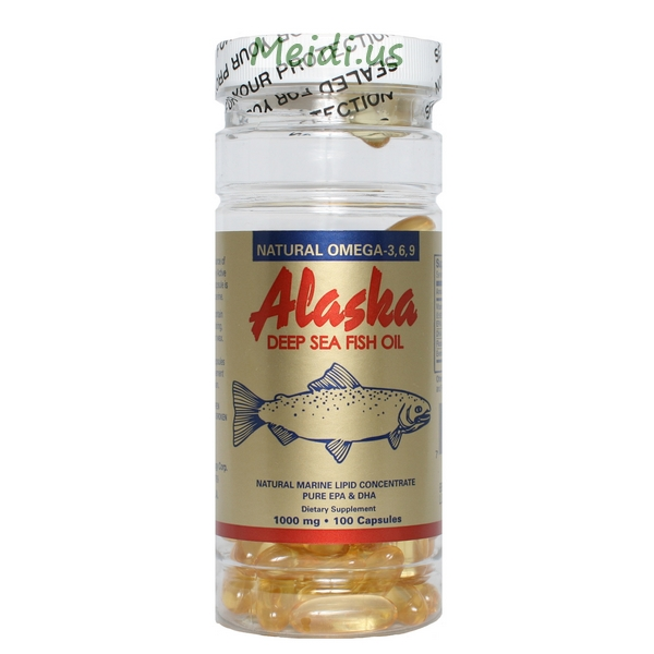 Blood circulation dear customer welcome for Alaska deep sea fish oil